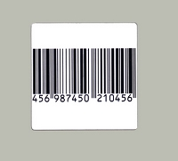 Security Label Barcode 1.5